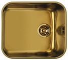 Врезная кухонная мойка smeg UM45OT2 47.8х42.7см нержавеющая сталь