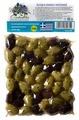 OLIVATECA Ассорти из оливок с косточкой Large, вакуумный пакет 200 г