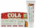 Зубная паста PresiDENT Kids кола 3-6 лет