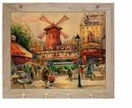 Вешалка Gift'n'Home для полотенец Париж, Париж 4 крючка