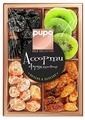 Смесь сухофруктов PUPO Gold Collection фруктовое ассорти №3 киви, чернослив, кумкват и изюм 230 г