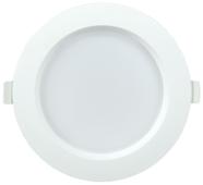 Встраиваемый светильник IEK ДВО 1701, 4000K