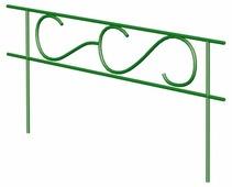 Забор декоративный Лиана Прямой