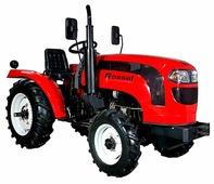 Мини-трактор Rossel RT 244D