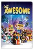 Блокнот LEGO Movie 2 Epic Space Opera 52292 21x14 см (96 листов)