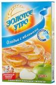 Золотое утро Мучная смесь Оладьи с яблоками, 0.25 кг