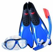 Набор для плавания с ластами Wave MSF-1396S25BF71 размер 38-39