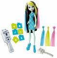Кукла Monster High Высоковольтные волосы Фрэнки Штейн, 26 см, FDT57