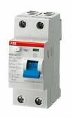 Дифференциальный автомат ABB F202 2П 30 мА