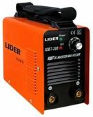 Сварочный аппарат Lider IGBT-200 (MMA)