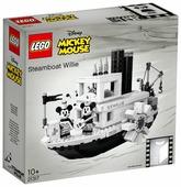 Конструктор LEGO Ideas 21317 Пароходик Вилли