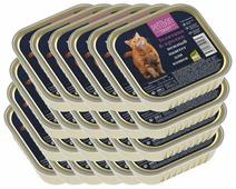 Корм для кошек Petibon Smart с телятиной и кроликом для кошек