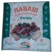 Ризык Лаваш армянский тонкий пшеничный 300 г