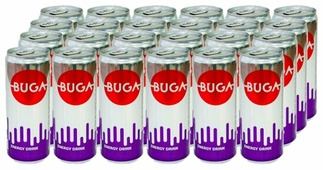 Буга Энергетический напиток Buga