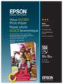 Бумага A6 100 шт. Epson Value Glossy Photo Paper