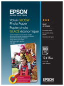 Бумага A6 100 шт. Epson Value Glossy Photo Paper