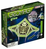 Магнитный конструктор GEOMAG GLOW Fear- 37