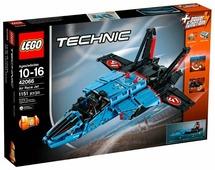 Конструктор LEGO Technic 42066 Сверхзвуковой истребитель