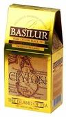 Basilur Tea Company Чай черный Basilur The island of tea Ceylon Gold