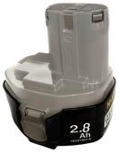 Аккумуляторный блок Makita 1435 14.4 В 2.8 А·ч