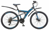 Горный (MTB) велосипед STELS Focus MD 21-sp 26 V010 (2019)