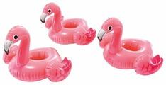 Intex Надувной плавающий держатель напитков Фламинго 57500