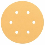Шлифовальный круг на липучке BOSCH 2608607834 150 мм 50 шт