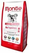 Корм для щенков Monge Daily Line для здоровья костей и суставов, курица (для мелких пород)