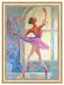Color Kit Картина из пайеток Балерина (CME015)