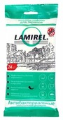 Lamirel Антибактериальные чистящие влажные салфетки 24 шт. для экрана