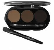 Nouba Набор теней для бровей Eyebrow Powder Kit
