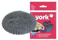 Мочалка стальная York Мега