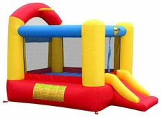 Надувной комплекс Happy Hop Высокий прыжок 9304N
