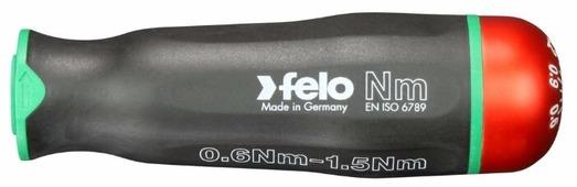 Рукоять для бит динамометрическая Felo Nm 0,6-1,5