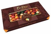 Драже Choco Delicia Quince айва в шоколаде
