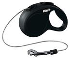 Поводок-рулетка для собак Flexi New Classic XS тросовый