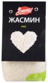 Рис Bravolli Жасмин длиннозерный шлифованный, 350 г