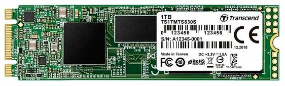 Твердотельный накопитель Transcend TS1TMTS830S