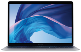 Ноутбук Apple MacBook Air 13 дисплей Retina с технологией True Tone Mid 2019