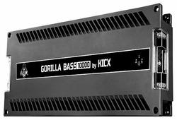 Автомобильный усилитель Kicx Gorilla Bass by Kicx 10000