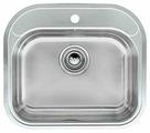 Интегрированная кухонная мойка Reginox Orlando 57.5х50.5см нержавеющая сталь