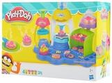 Масса для лепки Play-Doh Фабрика пирожных (A0318)