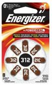 Батарейка Energizer Zinc Air 312