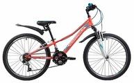 Подростковый горный (MTB) велосипед Novatrack Valiant 24 (2019)