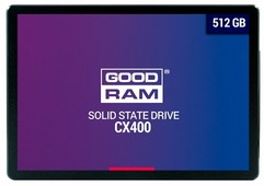 SSD GOODRAM CX400 512GB SSDPR-CX400-512