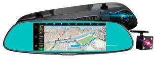 Видеорегистратор Dixon M9, 2 камеры, GPS