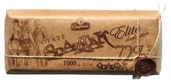 Шоколад Спартак горький 72% какао
