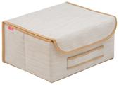 CASY HOME Коробка для хранения с крышкой ВО-023 18х35х28см