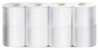 Туалетная бумага Veiro Professional Comfort T207/1 белая двухслойная