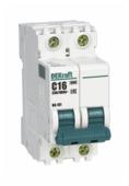 Автоматический выключатель Schneider Electric ВА-101 2P (C) 4,5kA